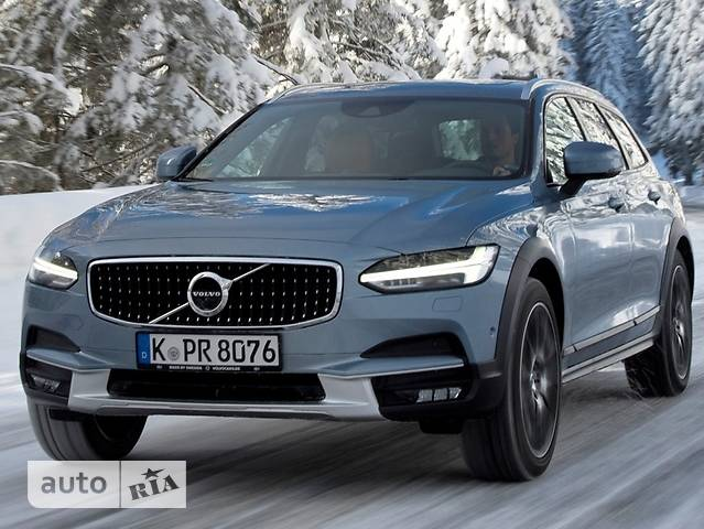 Volvo V90 Cross Country D5 2.0 АТ (235 л.с.) AWD
