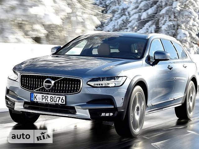 Volvo V90 Cross Country D4 2.0D MТ (190 л.с.) AWD VED4 Momentum