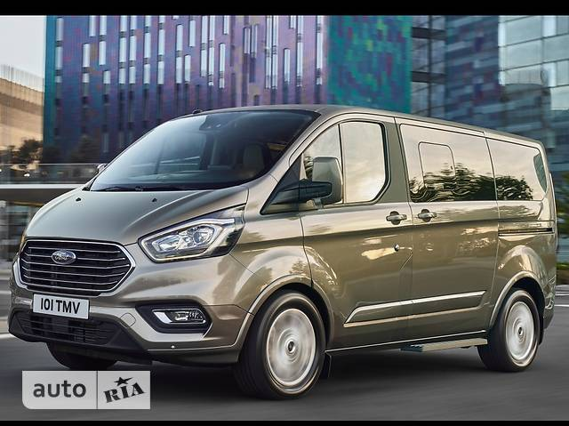 Ford Tourneo Custom 2.0 TDI MT F320 (170 л.с.) L2H1 Titanium