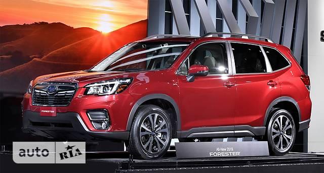 Subaru Forester 2.0 CVT (150 л.с.) SK7AL8L