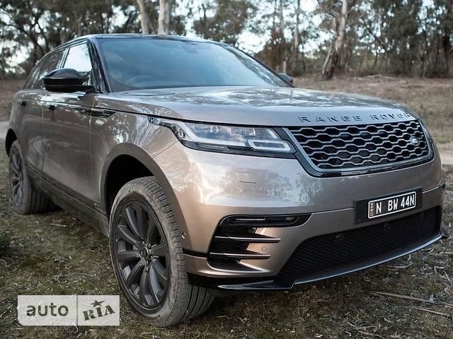 Land Rover Range Rover Velar 2.0D AT (180 л.с.) AWD R-Dynamic SE