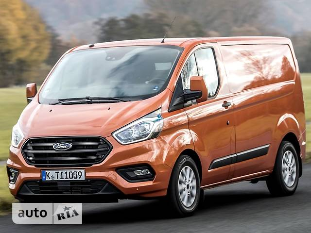 Ford Transit Custom F320 2.0D MT (130 л.с.) L2H2 Amb Plus