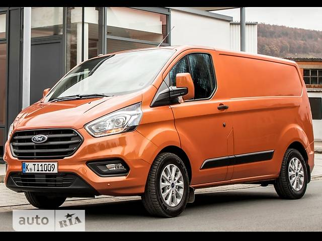 Ford Transit Custom F280 2.0D MT (105 л.с.) L1H1  Amb Plus