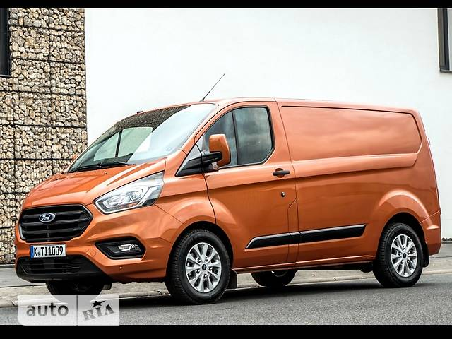 Ford Transit Custom F280 2.0D MT (105 л.с.) L1H1  Amb Plus
