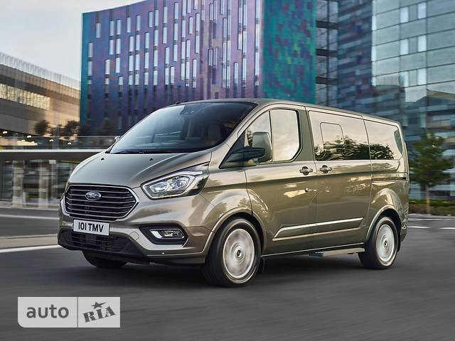 Ford Transit Custom F320 2.0D MT (105 л.с.) L1H1  Trend