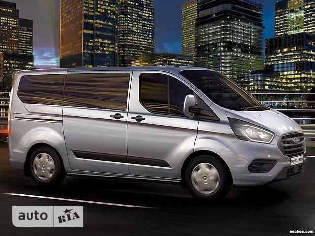 Ford Transit Custom F320 2.0D MT (130 л.с.) L2H2 Trend