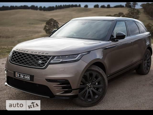Land Rover Range Rover Velar 3.0D AT (300 л.с.) AWD R-Dynamic HSE