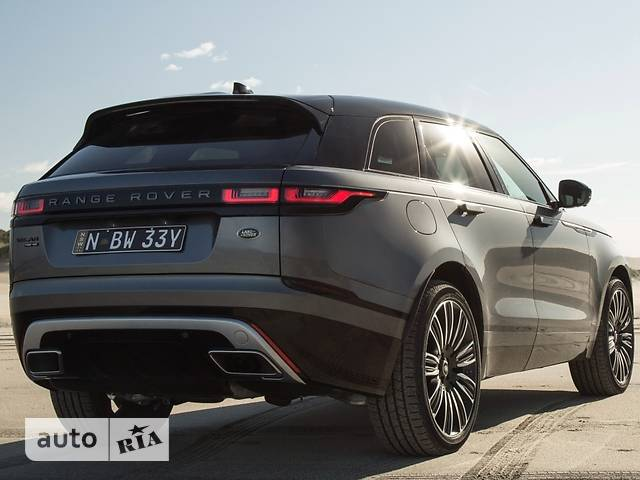 Land Rover Range Rover Velar 3.0D AT (300 л.с.) AWD First Edition
