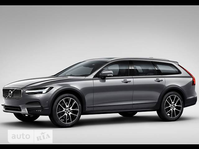 Volvo V90 Cross Country T5 2.0 АТ (254 л.с.) AWD Inscription