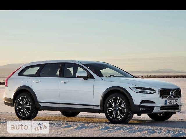 Volvo V90 Cross Country D5 2.0 АТ (235 л.с.) AWD Plus
