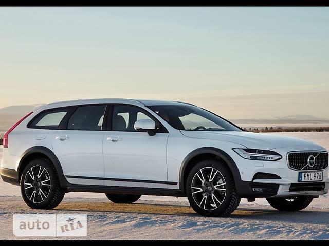 Volvo V90 Cross Country D4 2.0D АТ (190 л.с.) AWD Momentum