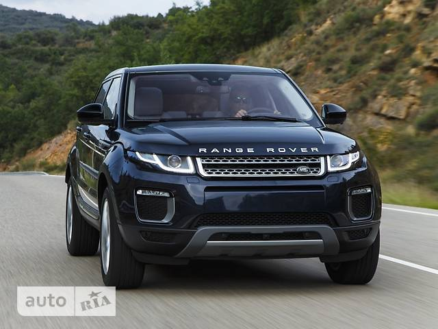 Land Rover Range Rover Evoque 2.0D AT (180 л.с.) AWD SE