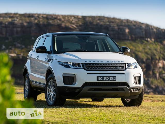 Land Rover Range Rover Evoque 2.0 Si4 AT (240 л.с.) AWD SE Plus