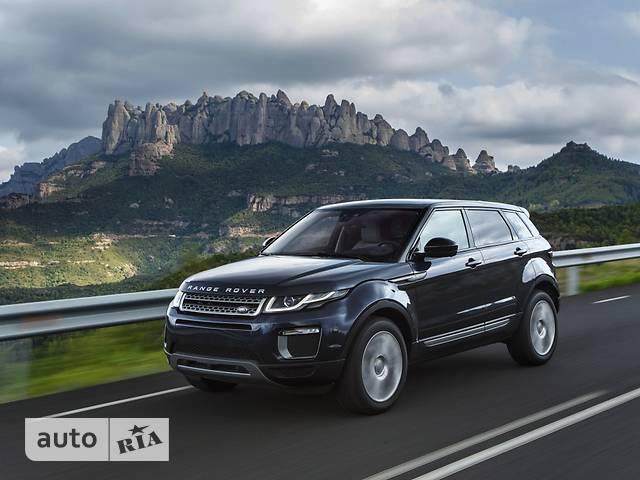 Land Rover Range Rover Evoque 2.0D MT (150 л.с.) AWD SE Dynamic