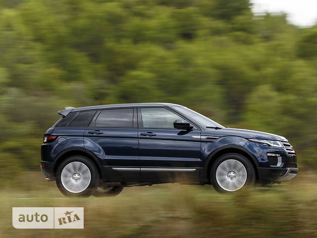 Land Rover Range Rover Evoque 2.0D AT (150 л.с.) AWD SE Dynamic