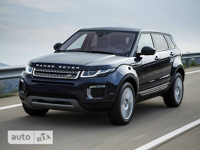 Land Rover Range Rover Evoque 2.0D AT (150 л.с.) AWD Pure