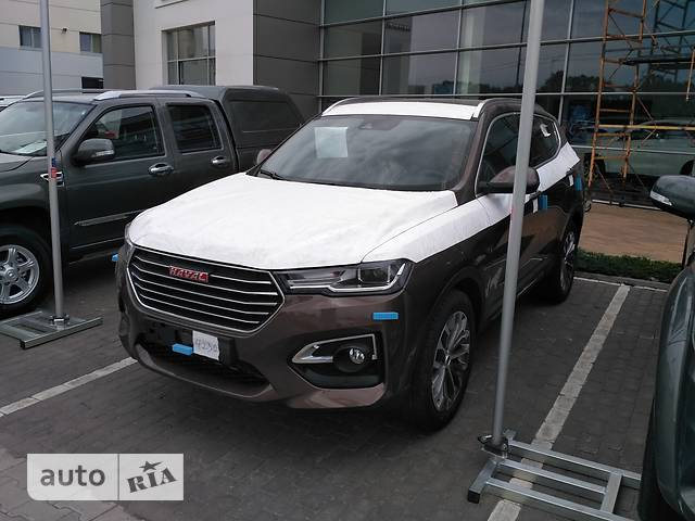 Great Wall Haval H6 2.0i DCT (190 л.с.) Supreme