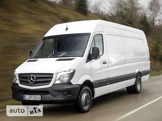 Mercedes-Benz Sprinter груз. 316 CDI MT (156 л.с.) Long