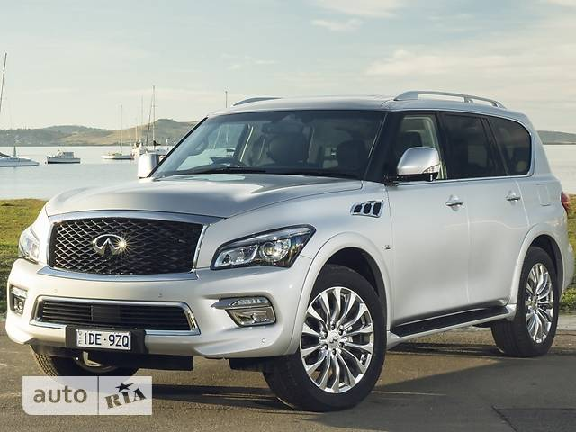 Infiniti QX80 5.6L AT (405 л.с.) Luxe ProActive