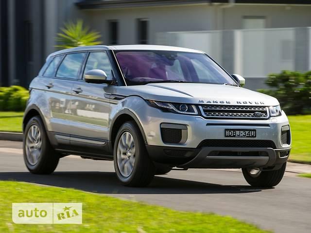 Land Rover Range Rover Evoque 2.0 Si4 AT (240 л.с.) AWD SE