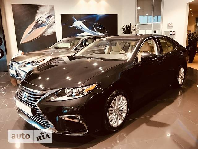 Lexus ES 250 AT (184 л.с.) Business