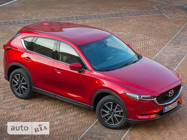 Mazda CX-5 2.5 AT (194 л.с.) 4WD Premium+
