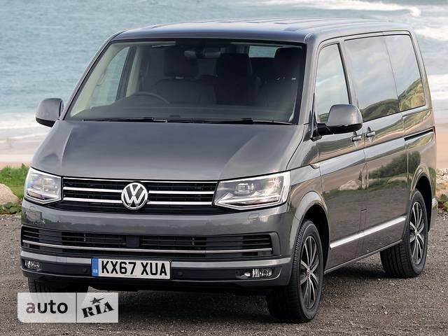 Volkswagen Caravelle New 2.0 l TDI MT (103kW) Saksonia