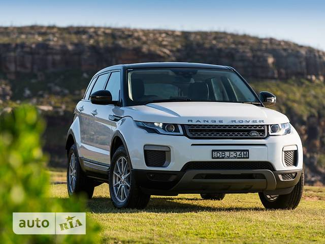 Land Rover Range Rover Evoque 2.0 Si4 AT (240 л.с.) AWD SE Dynamic