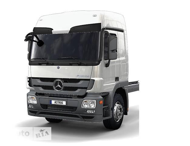 Mercedes-Benz Actros L 1841 LS AT (408 л.с.) 4X2