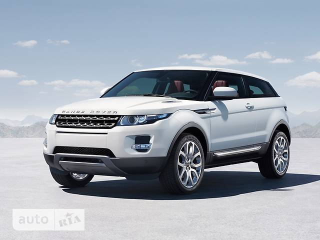 Land Rover Range Rover Evoque (3 двери) 2.0 Si4 AT (240 л.с.) AWD SE Dynamic
