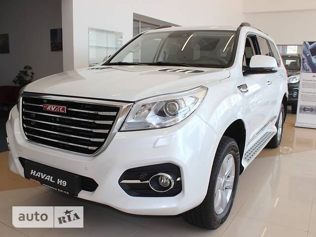 Haval H9 2.0D AT (190 л.с.) AWD Luxury