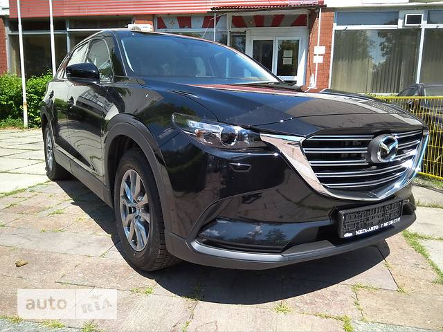 Mazda CX-9 New 2.5 АТ (231 л.с.) Touring