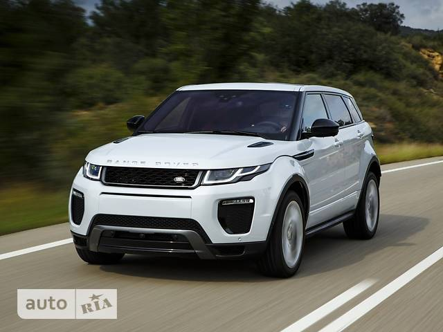 Land Rover Range Rover Evoque (3 двери) 2.0 Si4 AT (300 л.с.) AWD HSE Dynamic
