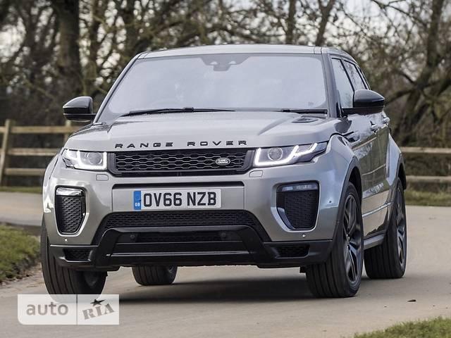 Land Rover Range Rover Evoque 2.0 Si4 AT (300 л.с.) AWD HSE Dynamic