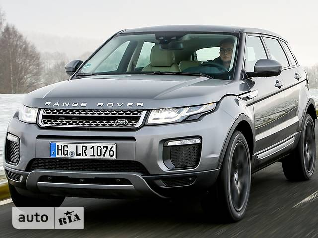 Land Rover Range Rover Evoque 2.0D AT (240 л.с.) AWD HSE Dynamic
