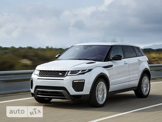 Land Rover Range Rover Evoque 2.0 Si4 AT (240 л.с.) AWD HSE