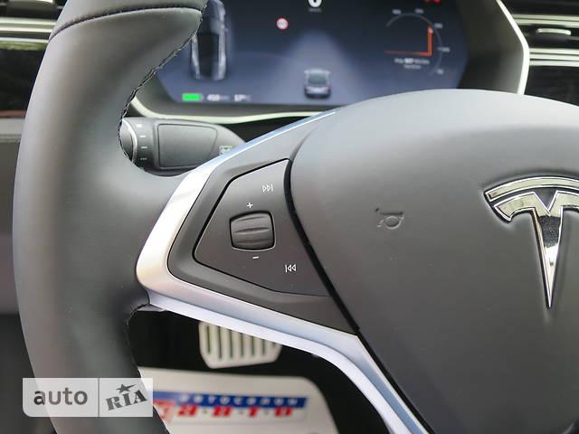 Tesla Model S  P100D AWD