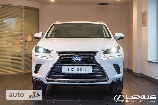 Lexus NX 300h AT (200 л.с.) AWD Executive+