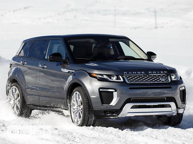 Land Rover Range Rover Evoque 2.0D AT (180 л.с.) AWD Autobiography