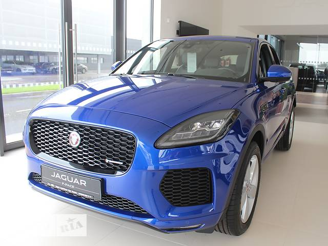 Jaguar E-Pace 2.0D AT (150 л.с.) AWD R-Dynamic SE