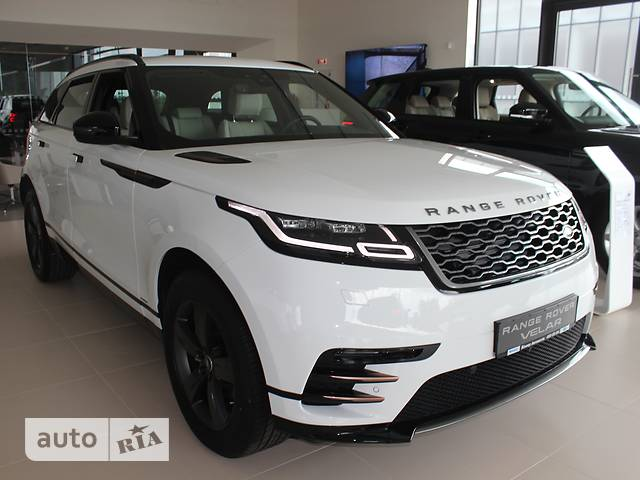 Land Rover Range Rover Velar 2.0D AT (180 л.с.) AWD R-Dynamic S