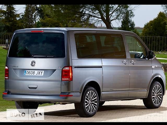 Volkswagen Caravelle New Common Rail 2.0 l TDI MT (103kW) 3000 L1H1 Saksonia