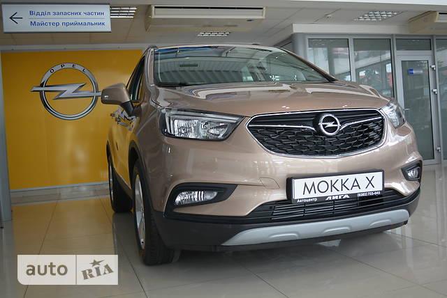 Opel Mokka 1.4 AТ (140 л.с.) Enjoy