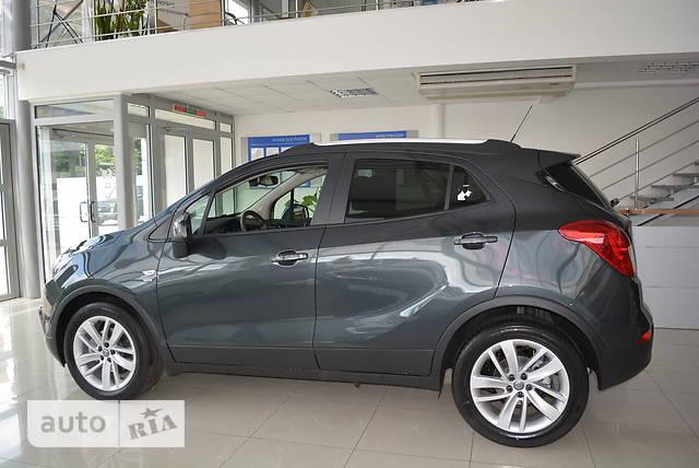 Opel Mokka 1.4 AТ (140 л.с.) Excite