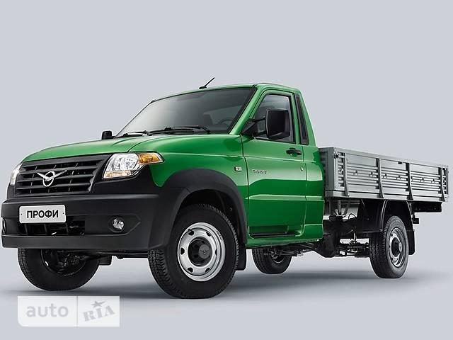 УАЗ Профи 236021 MT (150 л.с.) 4х2