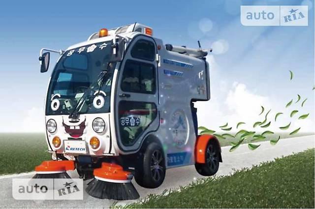 Retech Zero 3kW 4x2 Emission