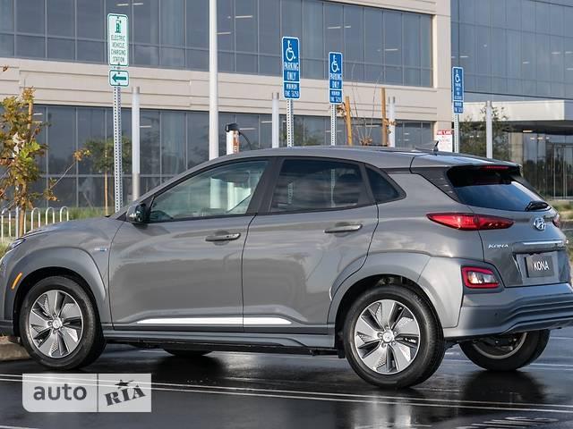 Hyundai Kona Electric 64 kWh Dynamic