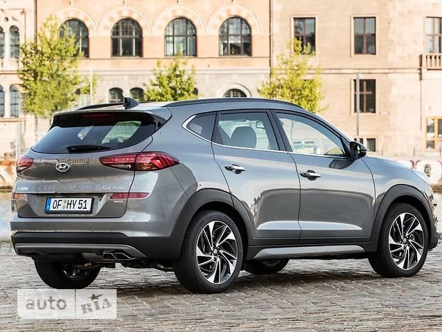 Hyundai Tucson 2.0 CRDi AT (186 л.с.) 4WD Top