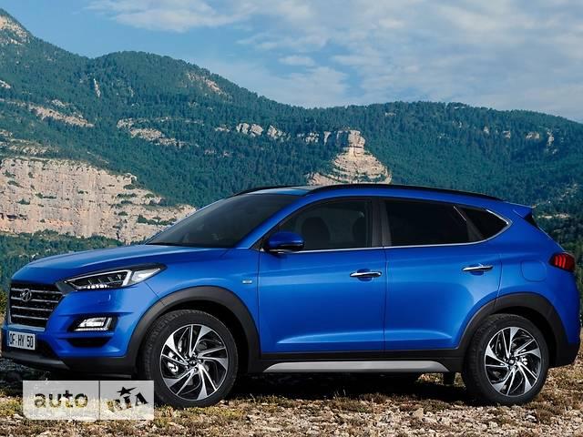 Hyundai Tucson 1.6T-GDI АТ (177 л.с.) 4WD Dynamic