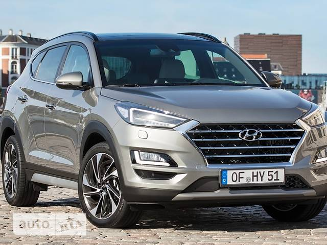 Hyundai Tucson 2.0 CRDi AT (185 л.с.) 4WD Top Panorama